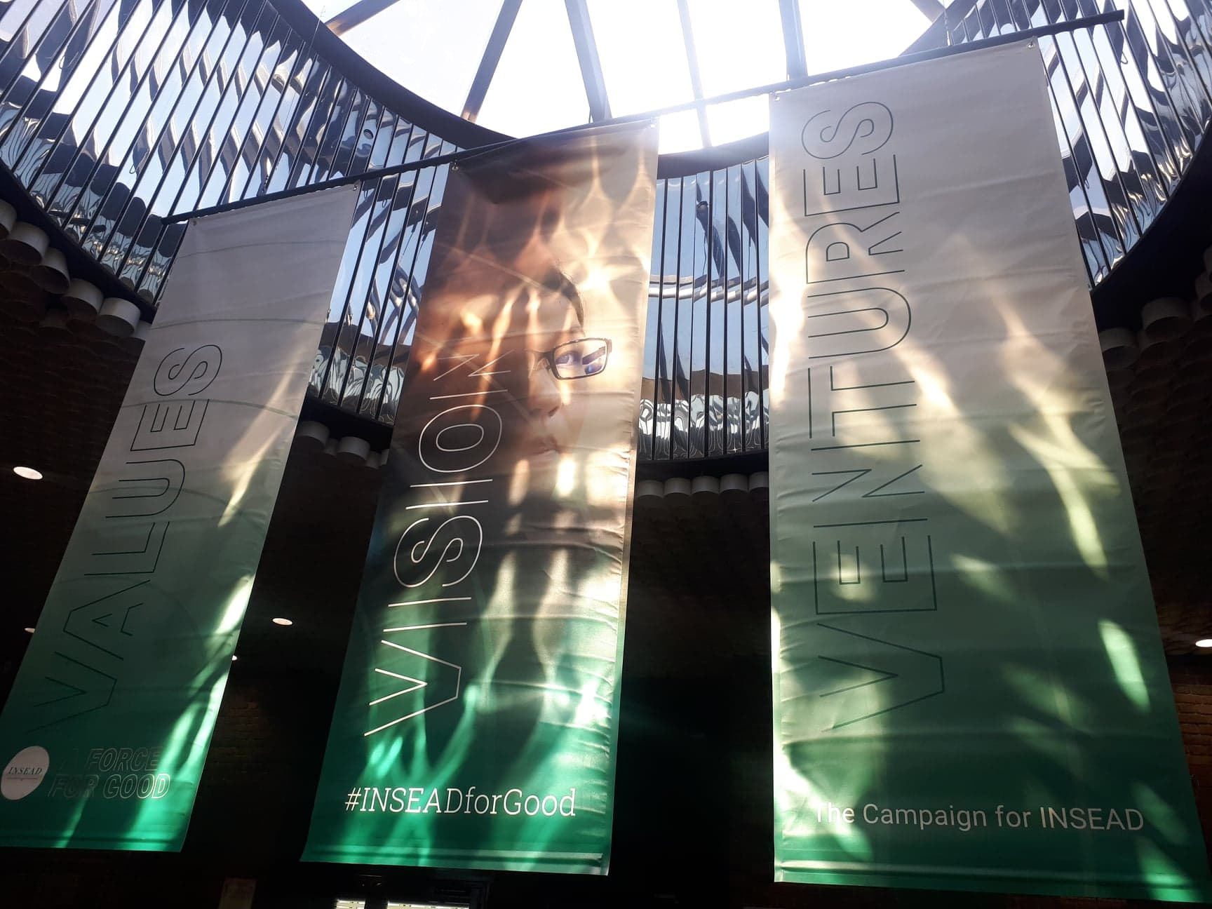 The Campaign for INSEAD: A Force for Good Launch