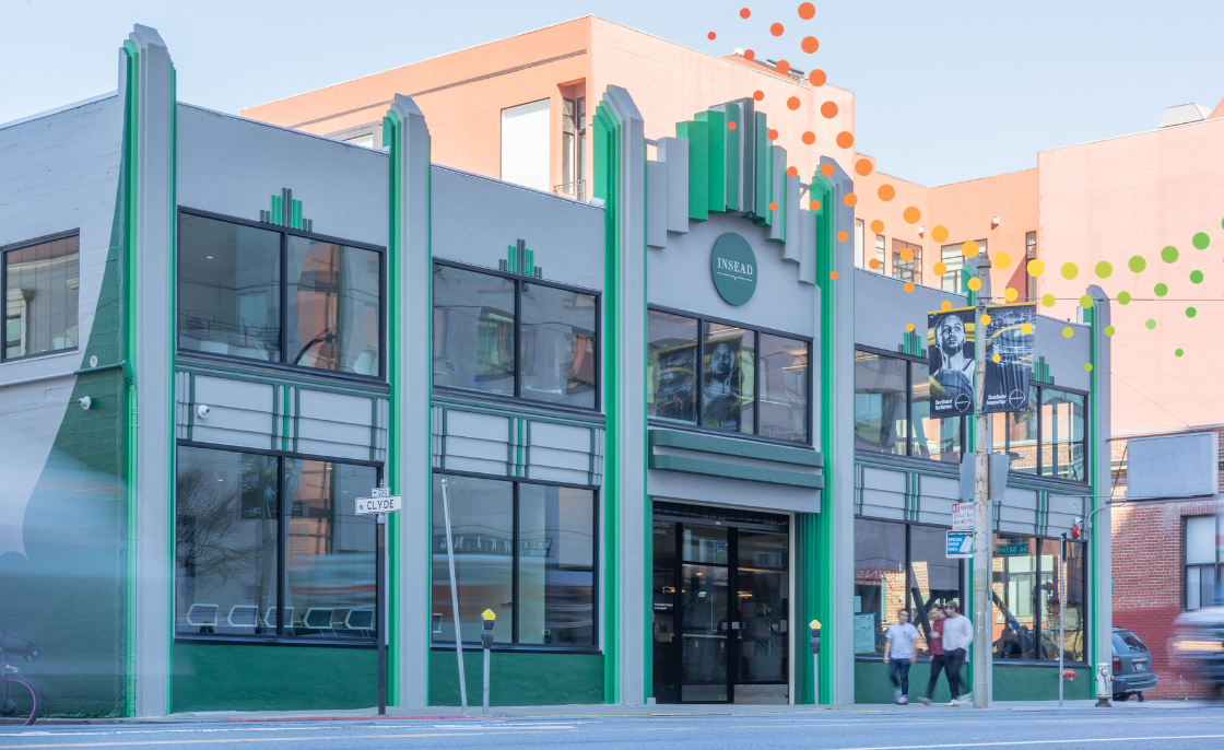 INSEAD officially opened the San Francisco Hub for Business Innovation at 224 Townsend Street on 27 February 2020