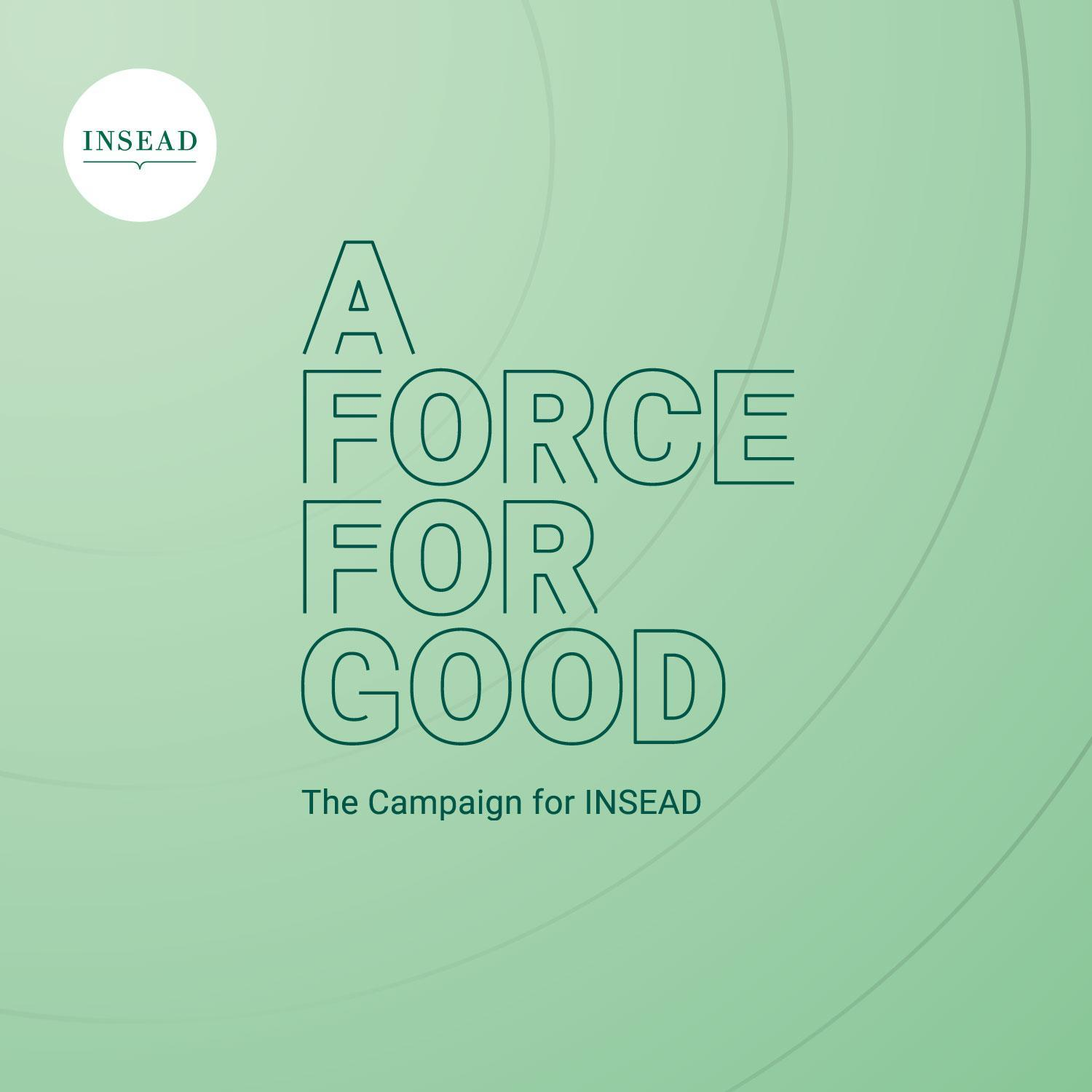 ForceForGood