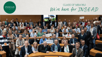 MBA'89J Reunion Class Gift – October 2019