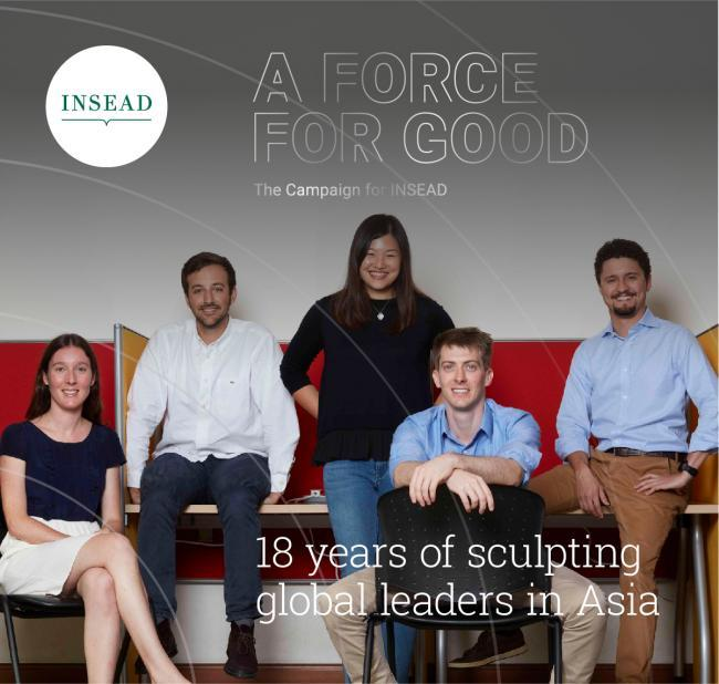 18 years of sculpting global leaders in Asia