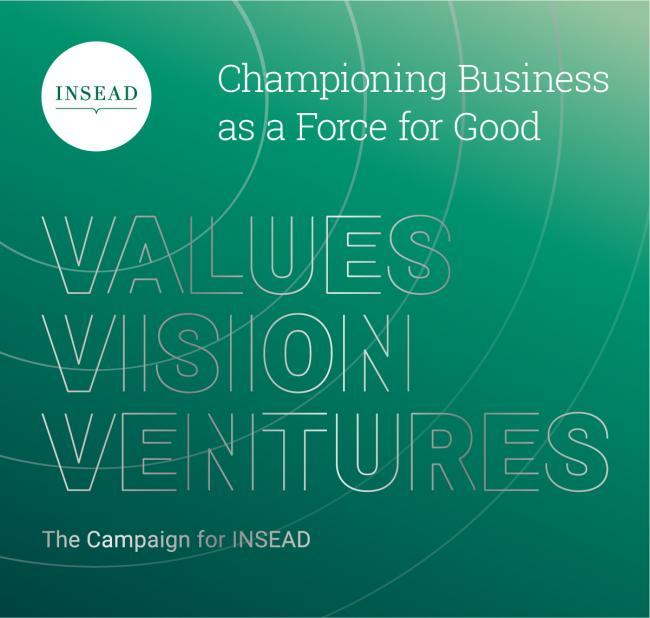 Championing Business as a Force for Good
