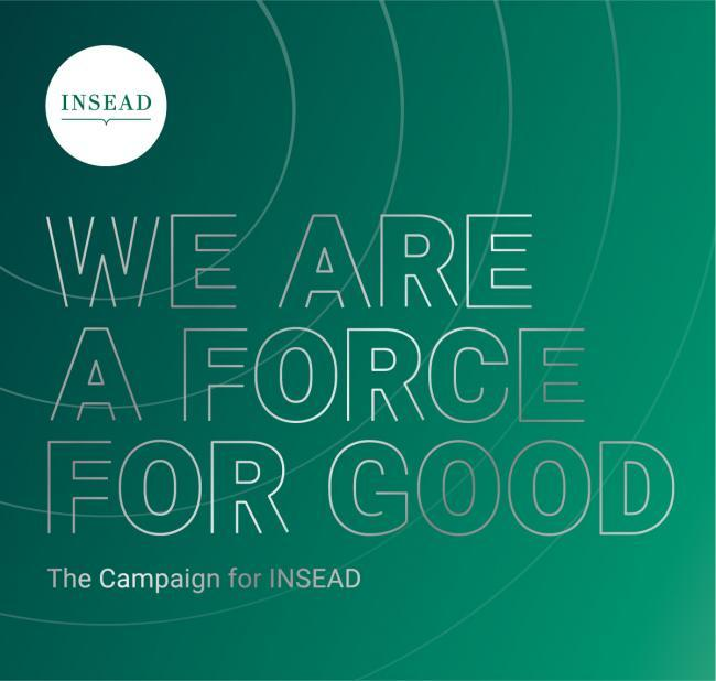 We are a Force for Good