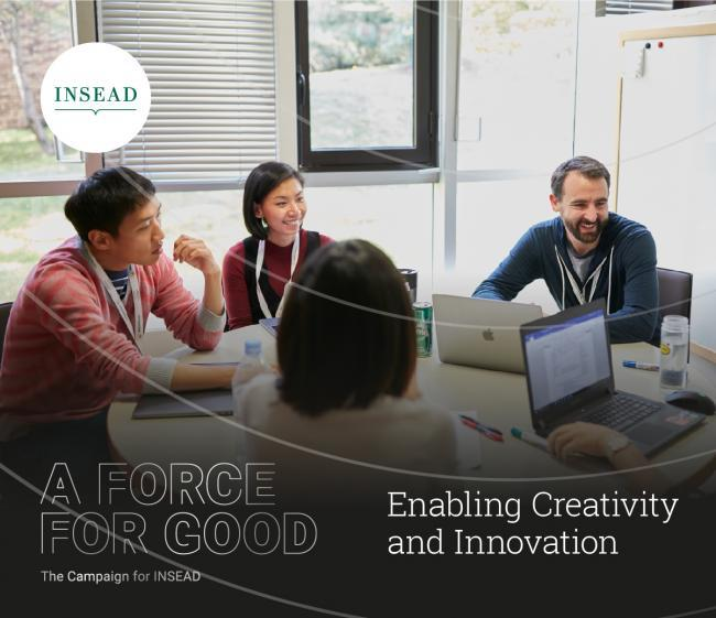 Enabling Creativity & Innovation